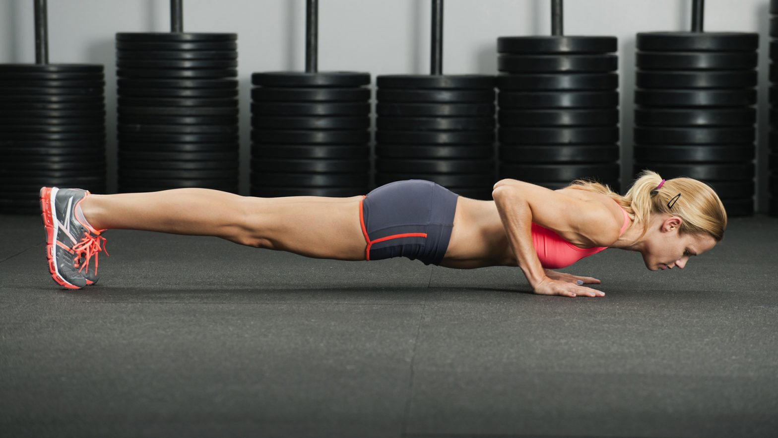 Why you can't do push ups
